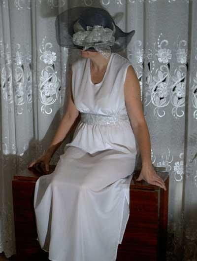 Платье с выкройкой на выпускной своими руками